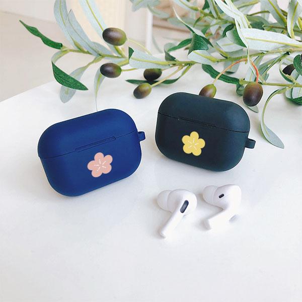 단 봄봄꽃 에어팟프로케이스