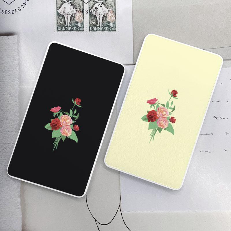 이음2025 장미꽃다발2 보조배터리
