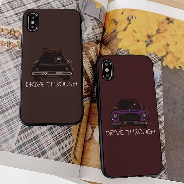 blackiinnk DRIVE THROUGH 카드케이스