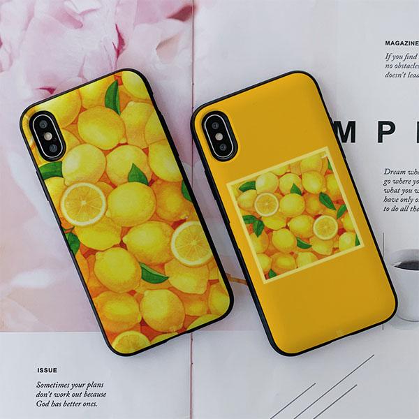 DAAE 레몬 카드케이스
