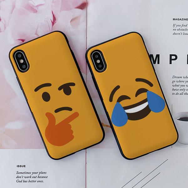 emoji 카드케이스