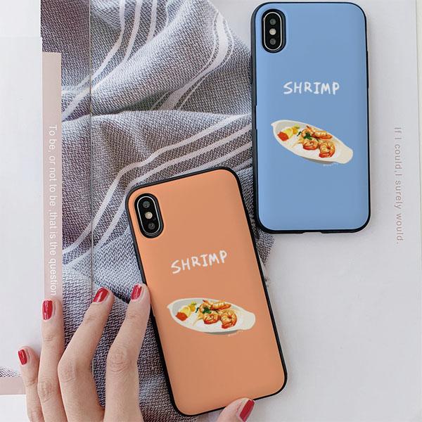 yang.ches 새우덮밥 카드케이스